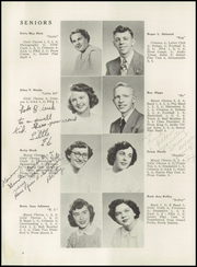 Page 12, 1952 Edition, Edgerton High School - Crimson Yearbook (Edgerton, WI) online yearbook collection