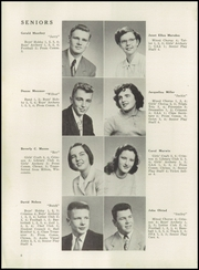 Page 14, 1952 Edition, Edgerton High School - Crimson Yearbook (Edgerton, WI) online yearbook collection