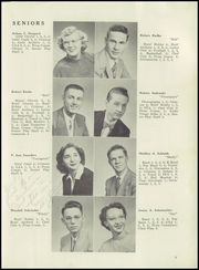 Page 15, 1952 Edition, Edgerton High School - Crimson Yearbook (Edgerton, WI) online yearbook collection