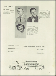 Page 17, 1952 Edition, Edgerton High School - Crimson Yearbook (Edgerton, WI) online yearbook collection