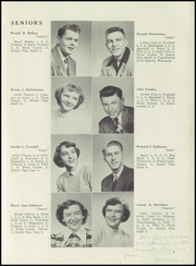 Page 9, 1952 Edition, Edgerton High School - Crimson Yearbook (Edgerton, WI) online yearbook collection