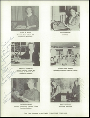 Page 14, 1955 Edition, Edgerton High School - Crimson Yearbook (Edgerton, WI) online yearbook collection