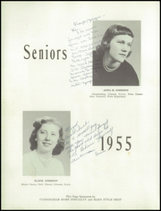 Page 16, 1955 Edition, Edgerton High School - Crimson Yearbook (Edgerton, WI) online yearbook collection