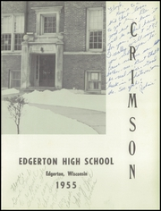 Page 5, 1955 Edition, Edgerton High School - Crimson Yearbook (Edgerton, WI) online yearbook collection