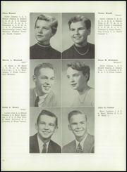 Page 16, 1956 Edition, Edgerton High School - Crimson Yearbook (Edgerton, WI) online yearbook collection