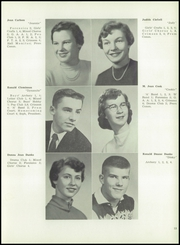Page 17, 1956 Edition, Edgerton High School - Crimson Yearbook (Edgerton, WI) online yearbook collection