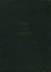 1935 Edition, Mauston High School - Hammer Yearbook (Mauston, WI)