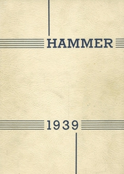 1939 Edition, Mauston High School - Hammer Yearbook (Mauston, WI)