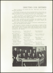 Page 13, 1939 Edition, Mauston High School - Hammer Yearbook (Mauston, WI) online yearbook collection