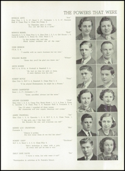 Page 15, 1939 Edition, Mauston High School - Hammer Yearbook (Mauston, WI) online yearbook collection