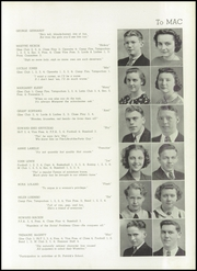 Page 17, 1939 Edition, Mauston High School - Hammer Yearbook (Mauston, WI) online yearbook collection