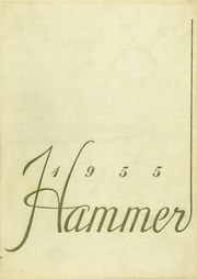 1955 Edition, Mauston High School - Hammer Yearbook (Mauston, WI)