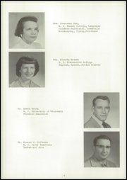 Page 10, 1959 Edition, Pewaukee High School - Pirateer Yearbook (Pewaukee, WI) online yearbook collection