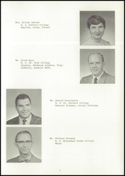 Page 11, 1959 Edition, Pewaukee High School - Pirateer Yearbook (Pewaukee, WI) online yearbook collection