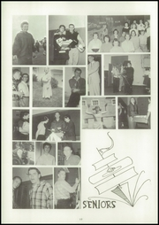 Page 14, 1959 Edition, Pewaukee High School - Pirateer Yearbook (Pewaukee, WI) online yearbook collection