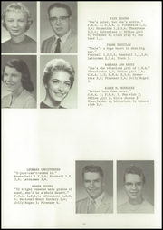 Page 16, 1959 Edition, Pewaukee High School - Pirateer Yearbook (Pewaukee, WI) online yearbook collection