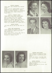 Page 17, 1959 Edition, Pewaukee High School - Pirateer Yearbook (Pewaukee, WI) online yearbook collection