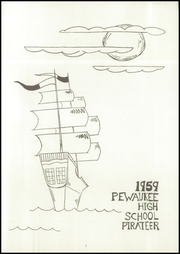 Page 5, 1959 Edition, Pewaukee High School - Pirateer Yearbook (Pewaukee, WI) online yearbook collection