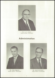Page 9, 1959 Edition, Pewaukee High School - Pirateer Yearbook (Pewaukee, WI) online yearbook collection