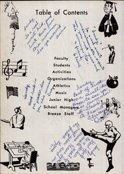 Page 6, 1963 Edition, Black River Falls High School - Breeze Yearbook (Black River Falls, WI) online yearbook collection