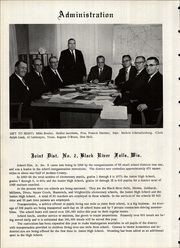 Page 10, 1964 Edition, Black River Falls High School - Breeze Yearbook (Black River Falls, WI) online yearbook collection