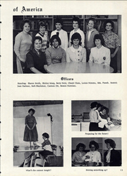 Page 17, 1964 Edition, Black River Falls High School - Breeze Yearbook (Black River Falls, WI) online yearbook collection