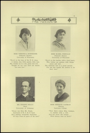 Page 15, 1920 Edition, Richland Center High School - Hornet Yearbook (Richland Center, WI) online yearbook collection