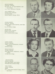 Page 11, 1958 Edition, Richland Center High School - Hornet Yearbook (Richland Center, WI) online yearbook collection