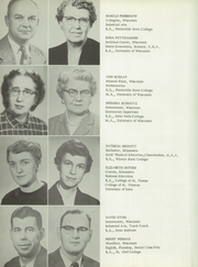 Page 12, 1958 Edition, Richland Center High School - Hornet Yearbook (Richland Center, WI) online yearbook collection