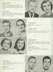 Page 16, 1958 Edition, Richland Center High School - Hornet Yearbook (Richland Center, WI) online yearbook collection