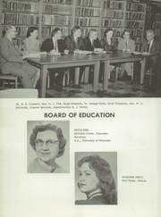 Page 8, 1958 Edition, Richland Center High School - Hornet Yearbook (Richland Center, WI) online yearbook collection