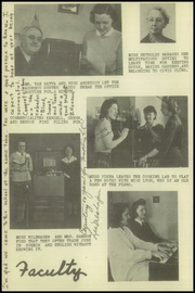 Page 10, 1943 Edition, Sturgeon Bay High School - Flashes Yearbook (Sturgeon Bay, WI) online yearbook collection