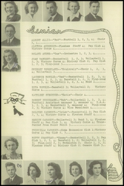 Page 12, 1943 Edition, Sturgeon Bay High School - Flashes Yearbook (Sturgeon Bay, WI) online yearbook collection