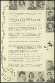 Page 13, 1943 Edition, Sturgeon Bay High School - Flashes Yearbook (Sturgeon Bay, WI) online yearbook collection