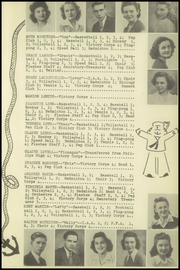 Page 15, 1943 Edition, Sturgeon Bay High School - Flashes Yearbook (Sturgeon Bay, WI) online yearbook collection