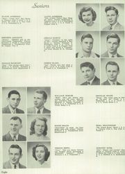 Page 12, 1949 Edition, Sturgeon Bay High School - Flashes Yearbook (Sturgeon Bay, WI) online yearbook collection