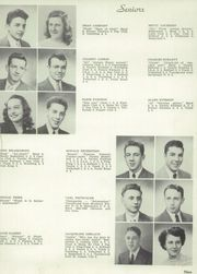 Page 13, 1949 Edition, Sturgeon Bay High School - Flashes Yearbook (Sturgeon Bay, WI) online yearbook collection