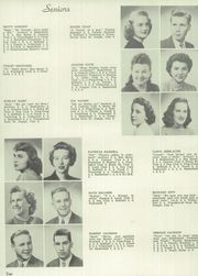 Page 14, 1949 Edition, Sturgeon Bay High School - Flashes Yearbook (Sturgeon Bay, WI) online yearbook collection