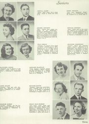 Page 15, 1949 Edition, Sturgeon Bay High School - Flashes Yearbook (Sturgeon Bay, WI) online yearbook collection