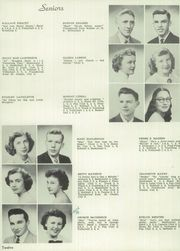 Page 16, 1949 Edition, Sturgeon Bay High School - Flashes Yearbook (Sturgeon Bay, WI) online yearbook collection