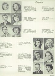 Page 17, 1949 Edition, Sturgeon Bay High School - Flashes Yearbook (Sturgeon Bay, WI) online yearbook collection