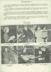 Page 6, 1949 Edition, Sturgeon Bay High School - Flashes Yearbook (Sturgeon Bay, WI) online yearbook collection