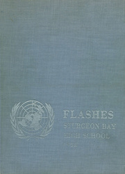 Page 1, 1952 Edition, Sturgeon Bay High School - Flashes Yearbook (Sturgeon Bay, WI) online yearbook collection
