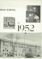 Page 11, 1952 Edition, Sturgeon Bay High School - Flashes Yearbook (Sturgeon Bay, WI) online yearbook collection