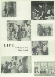 Page 12, 1952 Edition, Sturgeon Bay High School - Flashes Yearbook (Sturgeon Bay, WI) online yearbook collection