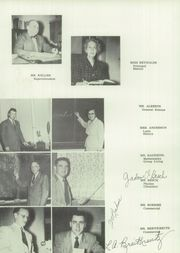 Page 14, 1952 Edition, Sturgeon Bay High School - Flashes Yearbook (Sturgeon Bay, WI) online yearbook collection