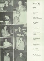 Page 16, 1952 Edition, Sturgeon Bay High School - Flashes Yearbook (Sturgeon Bay, WI) online yearbook collection