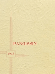 1943 Edition, Sheboygan Falls High School - Pangissin Yearbook (Sheboygan Falls, WI)