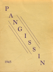 1945 Edition, Sheboygan Falls High School - Pangissin Yearbook (Sheboygan Falls, WI)