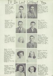 Page 15, 1949 Edition, Seymour High School - Rippler Yearbook (Seymour, WI) online yearbook collection